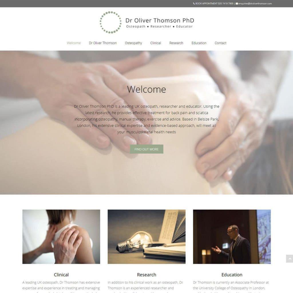 osteopaths seo sydney digital marketing melbourne