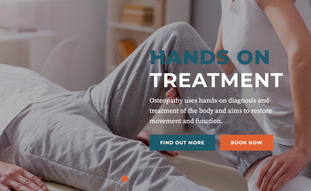osteopath osteopathy seo digital marketing social media management sydney melbourne brisbane health clinics